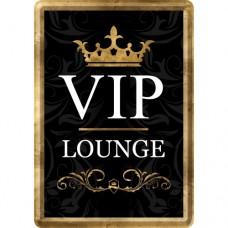 VIP Lounge - Metalna razglednica