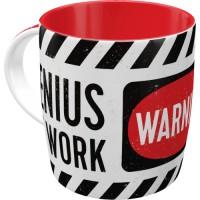 Genius at Work - Šolja