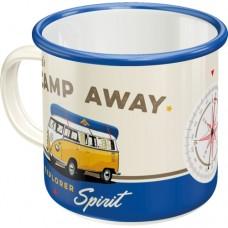 VW Bulli - Let's Camp Away - Lonče