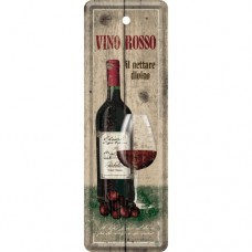 Vino Rosso - Metalni obeleživač