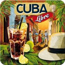 Cuba Libre - Metalni podmetač